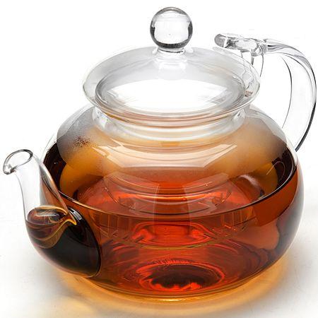 Заварочный чайник Mayer&Boch из стекла 650 мл 425 г с крышкой 24939