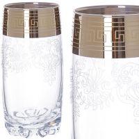 Набор стаканов для коктеля 6 шт, MS812-02