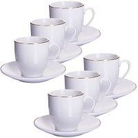 Кофейный набор Loraine 12 предметов 190 мл 25609