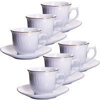 Кофейный набор Loraine 190 мл 1,07 кг 25611