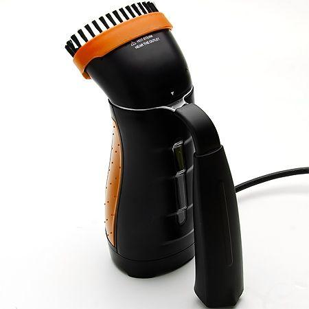 Пароочиститель для одежды Mayer&Boch 60 мл 250 Вт цвет черный с оранжевым 10878