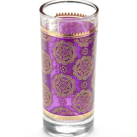 Набор стаканов Loraine 6 шт 260 мл из стекла 25764