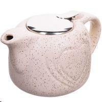 Заварочный чайник Loraine 750 мл керамический цвет бежевый 28681-3
