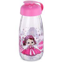 Бутылка для напитков Mayer&Boch из стекла 250 мл цвет прозрачный, рисунок 80546