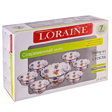 Набор салатниц Loraine 22759