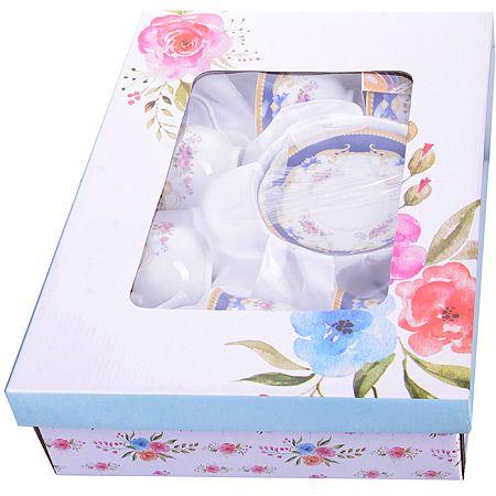 Чайный сервиз 220 мл в подарочной упаковке Lorain, 26429
