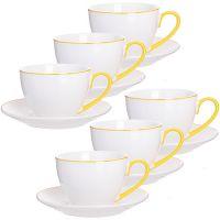 Чайный сервиз 12 предметов 220 мл LORAINE, в подарочной упаковке, 28609