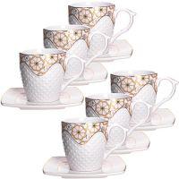 Чайный сервиз 200 мл в подарочной упаковке Lorain, 26833
