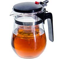 Заварочный чайник Mayer&Boch 500 мл стеклянный 4025