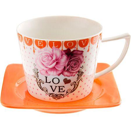 """Чайный пара 230 мл """"I you"""" Lorain, 24710"""