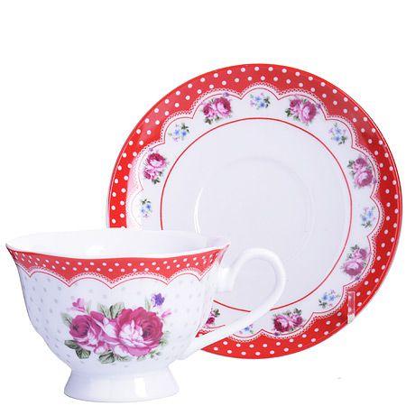 Чайный сервиз 150 мл, разных расцветок Lorain, 25917