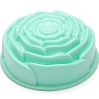 Форма для кекса зеленая 1,8 л 23х23 Mayer&Boch, 21976N2