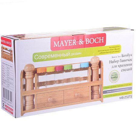 Набор для специй Mayer&Boch 15 предметов из бамбука 23273