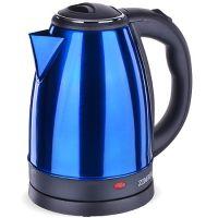 Чайник ZIMBER электрический 1,8 л цвет синий, черный 11217