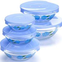 Салатницы для микроволновой печи Loraine 10 предметов 26867-2
