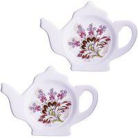 Подставка для чайных пакетиков 2 предмета LORAINE, 24840
