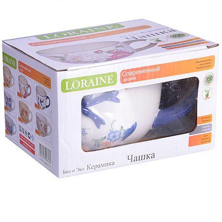 Супница Loraine «Гуси» 350 мл 21576