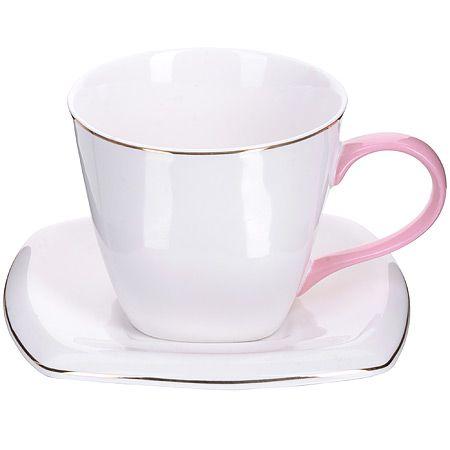 Чайная пара 4 предмета 220 мл LORAINE, 28494