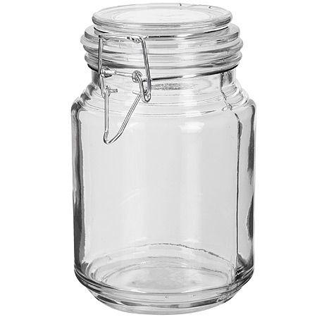 Банка для сыпучих продуктов Loraine 700 мл стекло 28093