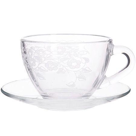 Чайная пара 200 мл Флёр Mayer&Boch, MS1416+1349-07-01