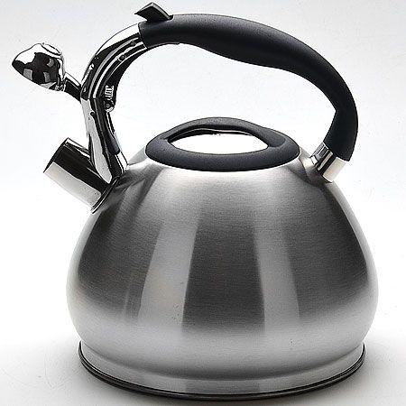 Чайник Mayer&Boch металлический 3,2 л со свистком 22678
