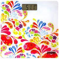 Весы напольные Zimber электронные до 150 кг 10816