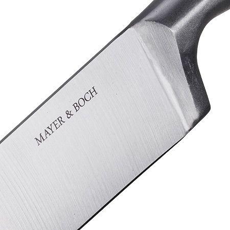 Нож поварской Mayer&Boch 20 см из нержавеющей стали 27756