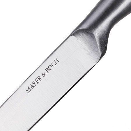Нож для очистки Mayer&Boch 8 см материал нержавеющая сталь 27759