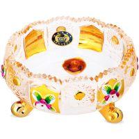 Креманка LENARDI «GOLDEN» 10 см материал стекло 588-053