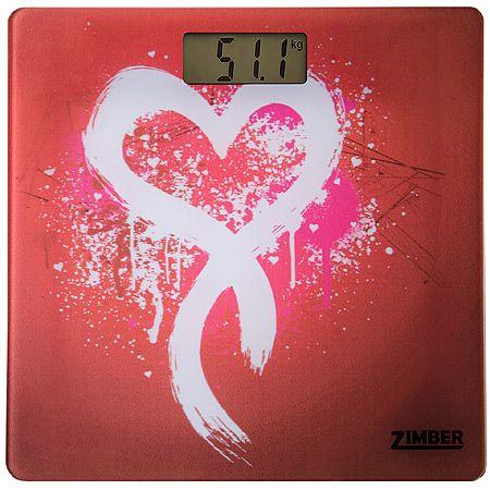 Электрические весы напольные 150 кг Zimber, 10814