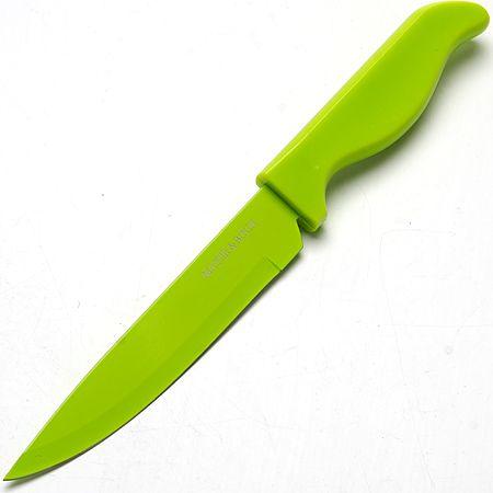 Нож Mayer&Boch 12,7 см в упаковке цвет зеленый 24095