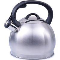 Чайник 2,7 л из нержавеющей стали со свистком Mayer&Boch, 28206
