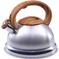 Чайник 2,8 л из нержавеющей стали со свистком Mayer&Boch, 28208