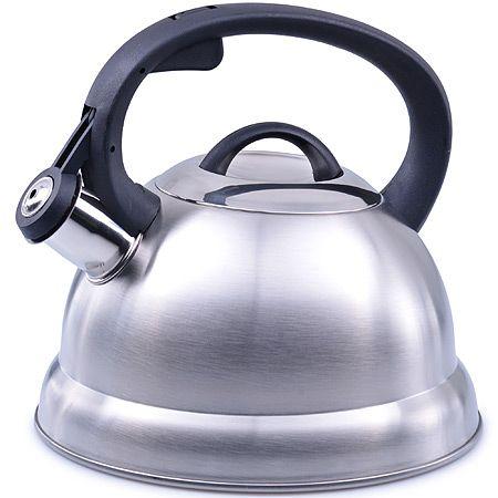 Чайник 2,3 л из нержавеющей стали со свистком Mayer&Boch, 28209