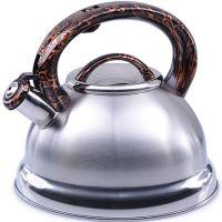 Чайник 2,8 л из нержавеющей стали со свистком Mayer&Boch, 28211