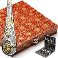 Набор столовых приборов 19 предметов нержавеющая сталь Mayer&Boch, 25734