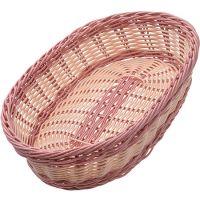 Корзина плетёная Mayer&Boch 30,5x22 см материал пластик 185 г 28245