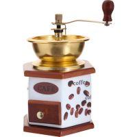 Кофемолка ручная Mayer&Boch 12,5х12,5х18,5 см с металлической воронкой 27826