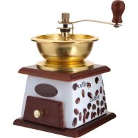 Кофемолка ручная Mayer&Boch 780 г с металлической воронкой 27828