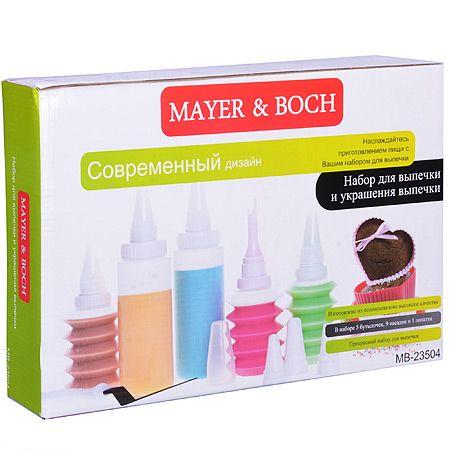 Набор для выпечки и украшения Mayer&Boch 23504