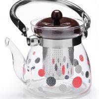 Заварочный чайник Mayer&Boch 1,3 л с крышкой 26968
