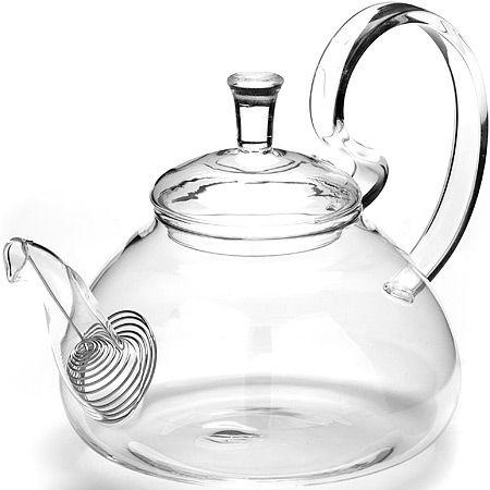 Заварочный чайник Mayer&Boch 800 мл с крышкой материал стекло 26972