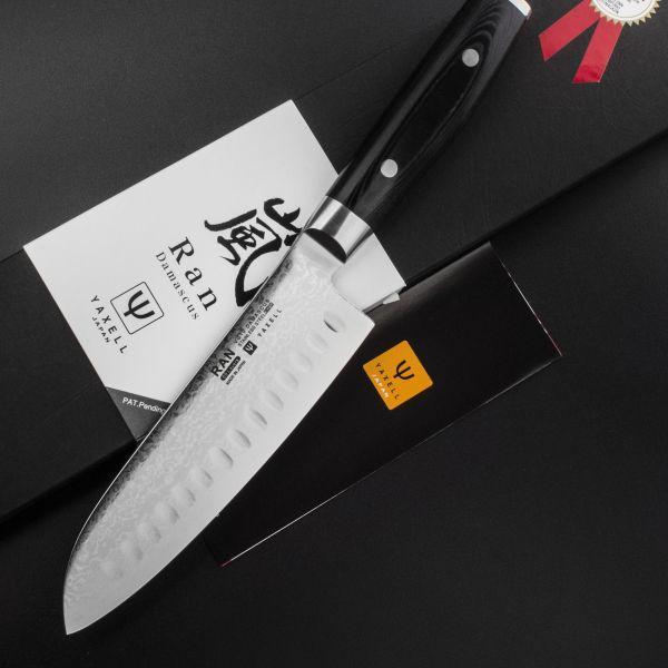 Нож Сантоку YAXELL Ran 16,5 см YA36001