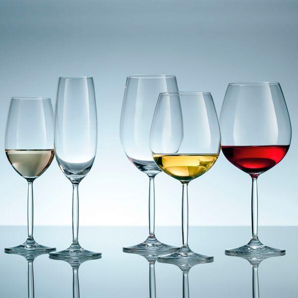 Набор фужеров для шампанского 240 мл SCHOTT ZWIESEL Fortissimo 6 шт, 112 494-6