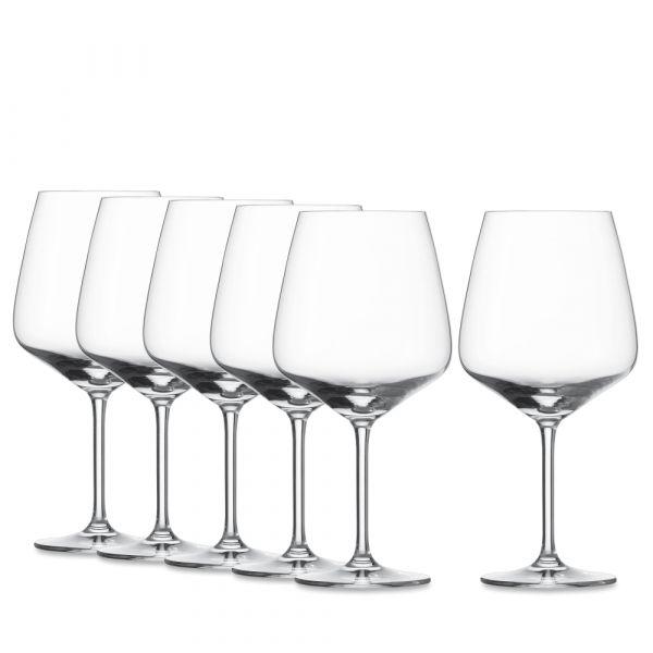 Набор бокалов для красного вина 782 мл SCHOTT ZWIESEL Taste 6 шт, 115 673-6