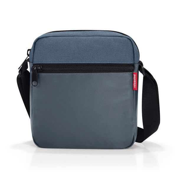Сумка Crossbag canvas blue UY4061