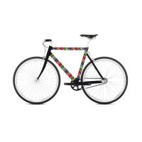 Наклейка на раму велосипеда Flow RK13