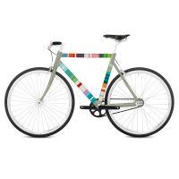 Наклейка на раму велосипеда Vabene RK05