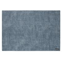 Коврик сервировочный Tiffany двусторонний синий 22609181