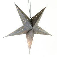 LED-светильник подвесной Star 60 см., серебристый en_ny0063